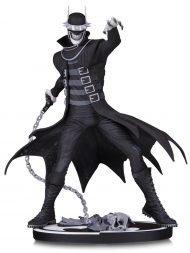 BATMAN BLACK & WHITE - THE BATMAN WHO LAUGHS PVC STATUE 18 CM