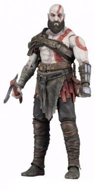 GOD OF WAR - KRATOS - ACTION FIGURE