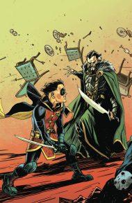 Batman: Prelude To The Wedding - Robin vs. Ras Al Ghul #1