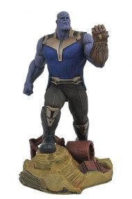 MARVEL GALLERY – AVENGERS INFINITY WAR - THANOS PVC STATUE 23 CM
