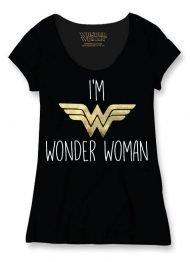 WONDER WOMAN - I'M WONDER WOMAN - SIZE S