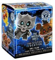 FIVE NIGHTS AT FREDDY'S – TWISTED ONES - FUNKO MYSTERY MINI BLIND BOX