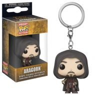 LORD OF THE RINGS - ARAGORN - FUNKO KEYCHAIN VINYL FIGURE