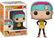 DRAGON BALL Z - BULMA IN YELLOW OUTFIT - FUNKO POP! VINYL FIGURE