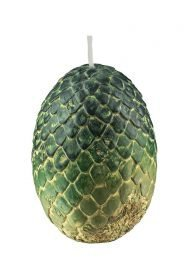 VOTIVE CANDLE - GAME OF THRONES GREEN DRAGON EGG