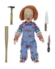 CHILDS PLAY - CHUCKY CLOTHED DOLL - ACTION FIGURE 14CM