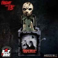 FRIDAY THE 13TH - JASON VOORHEES BURST-A-BOX MUSIC BOX 36 CM