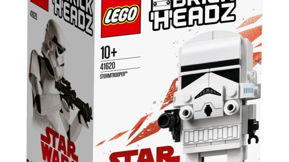 Lego Brickheadz Star Wars Episode V Stormtrooper Pop Addiction