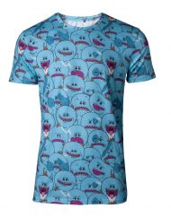 RICK AND MORTY - AOP MR. MEESEEKS - SIZE M