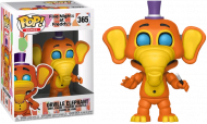 FIVE NIGHTS AT FREDDY'S: PIZZERIA SIMULATOR - ORVILLE ELEPHANT - FUNKO POP! VINYL FIGURE