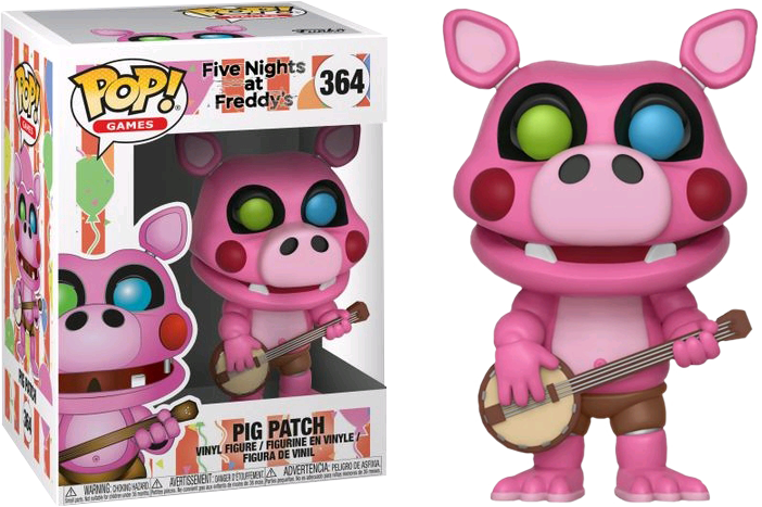 Five Nights At Freddy S Pizzeria Simulator Pig Patch