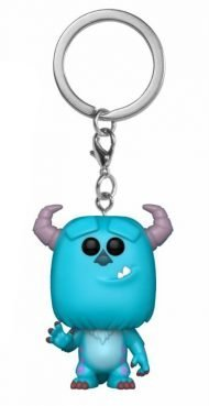MONSTERS INC. - SULLEY - FUNKO KEYCHAIN VINYL FIGURE