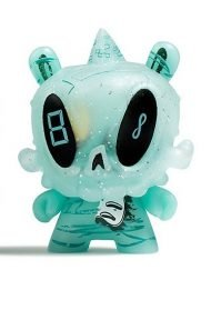 KIDROBOT -THE 13: THE HORROR COMES SLITHERING BACK (OPEN BOX)