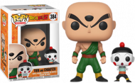 DRAGON BALL Z - TIEN AND CHIAOTZU - FUNKO POP! VINYL FIGURE