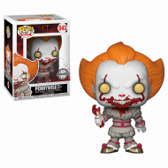 IT 2017 - PENNYWISE WITH SEVERED ARM – FUNKO POP! VINYL FIGURE