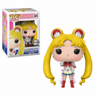 SAILOR MOON - SAILOR MOON WITH CRISIS SUIT – FUNKO POP! VINYL FIGURE