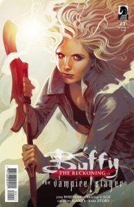 Buffy: The Vampire Slayer Season 12 The Reckoning #1 Stephanie Hans Regular Cover