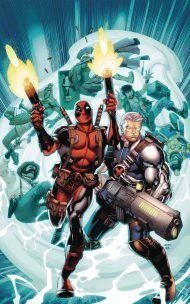 Cable/Deadpool: Annual #1 Chris Stevens Regular Cover