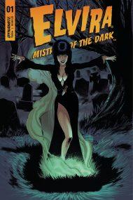 Elvira: Mistress Of The Dark Vol 2 #1 Craig Cermak Variant Cover