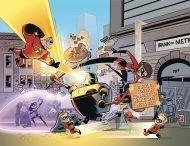 Disney Pixar: Incredibles 2 (Crisis In Mid-Life & Other Stories) #1 J. Bone & Dan Jackson Variant Cover