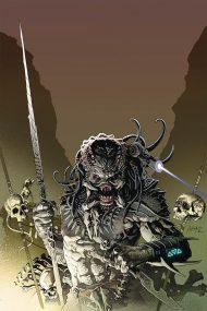Predator Hunters II #1 Agustin Padilla Regular Cover