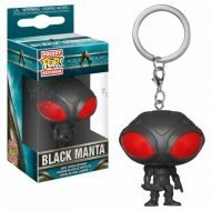 AQUAMAN MOVIE – BLACK MANTA – FUNKO KEYCHAIN VINYL FIGURE