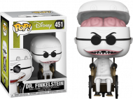 NIGHTMARE BEFORE CHRISTMAS – DR. FINKLESTEIN – FUNKO POP! VINYL FIGURE