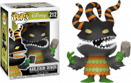 NIGHTMARE BEFORE CHRISTMAS – HARLEQUIN DEMON – FUNKO POP! VINYL FIGURE
