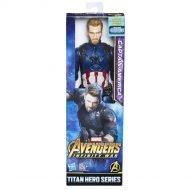 TITAN HERO SERIES - MARVEL - CAPTAIN AMERICA
