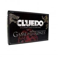 CLUEDO – GAME OF THRONES EDIÇÃO PORTUGUESA
