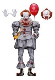 STEPHEN KING'S IT 2017 - ULTIMATE PENNYWISE - ACTION FIGURE 18 CM