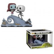 NIGHTMARE BEFORE CHRISTMAS – MOVIE MOMENTS JACK AND SALLY UNDER THE MOONLIGHT – FUNKO POP! VINYL FIGURE