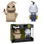 NIGHTMARE BEFORE CHRISTMAS – OOGIE BOOGIE & BEHEMOTH – FUNKO VYNL 2 PACK