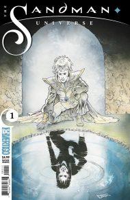 Sandman Universe #1 Sam Kieth Variant Cover