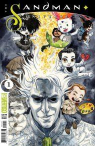 Sandman Universe #1 Jill Thompson Variant Cover