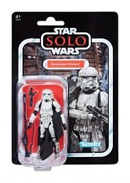 THE BLACK SERIES - STAR WARS SOLO - VINTAGE COLLECTION 2018 STORMTROOPER MIMBAN ACTION FIGURE