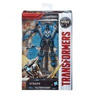 TRANSFORMERS THE LAST KNIGHT - STRAFE - WAVE 3 PREMIER EDITION DELUXE ACTION FIGURE 13 CM