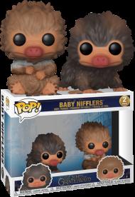 FANTASTIC BEASTS 2 - BABY NIFFLERS BROWN AND TAN - FUNKO POP! VINYL FIGURE