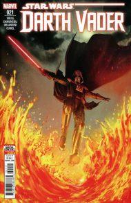 Star Wars: Darth Vader Vol 2 #21 Giuseppe Camuncoli & Elia Bonetti Regular Cover