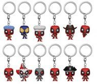MYSTERY BLINDBAG - DEADPOOL – FUNKO POCKET POP! KEYCHAIN VINYL FIGURE