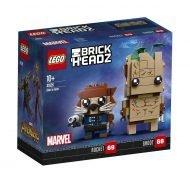 LEGO BRICKHEADZ – AVENGERS INFINITY WAR – GROOT & ROCKET