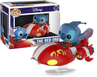 LILO AND STITCH – STITCH THE RED ONE – FUNKO POP RIDE! VINYL FIGURE