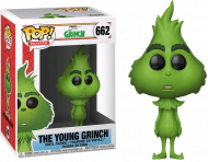 THE GRINCH 2018 - THE YOUNG GRINCH - FUNKO POP! VINYL FIGURE