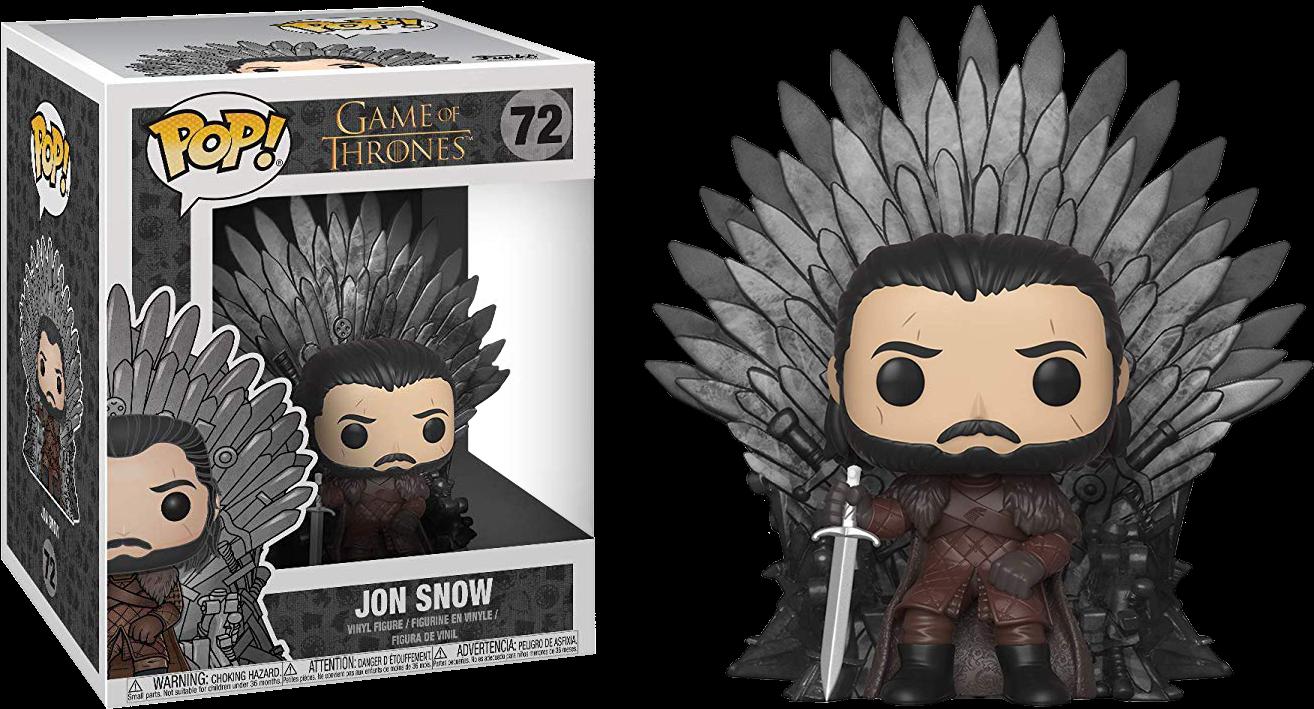 Game Of Thrones Jon Snow Pop Vinyl Figure One Size