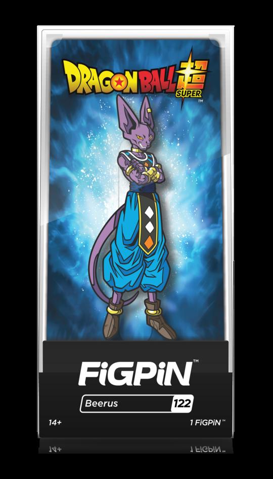 Figpin mini Beerus Dragon Ball Super