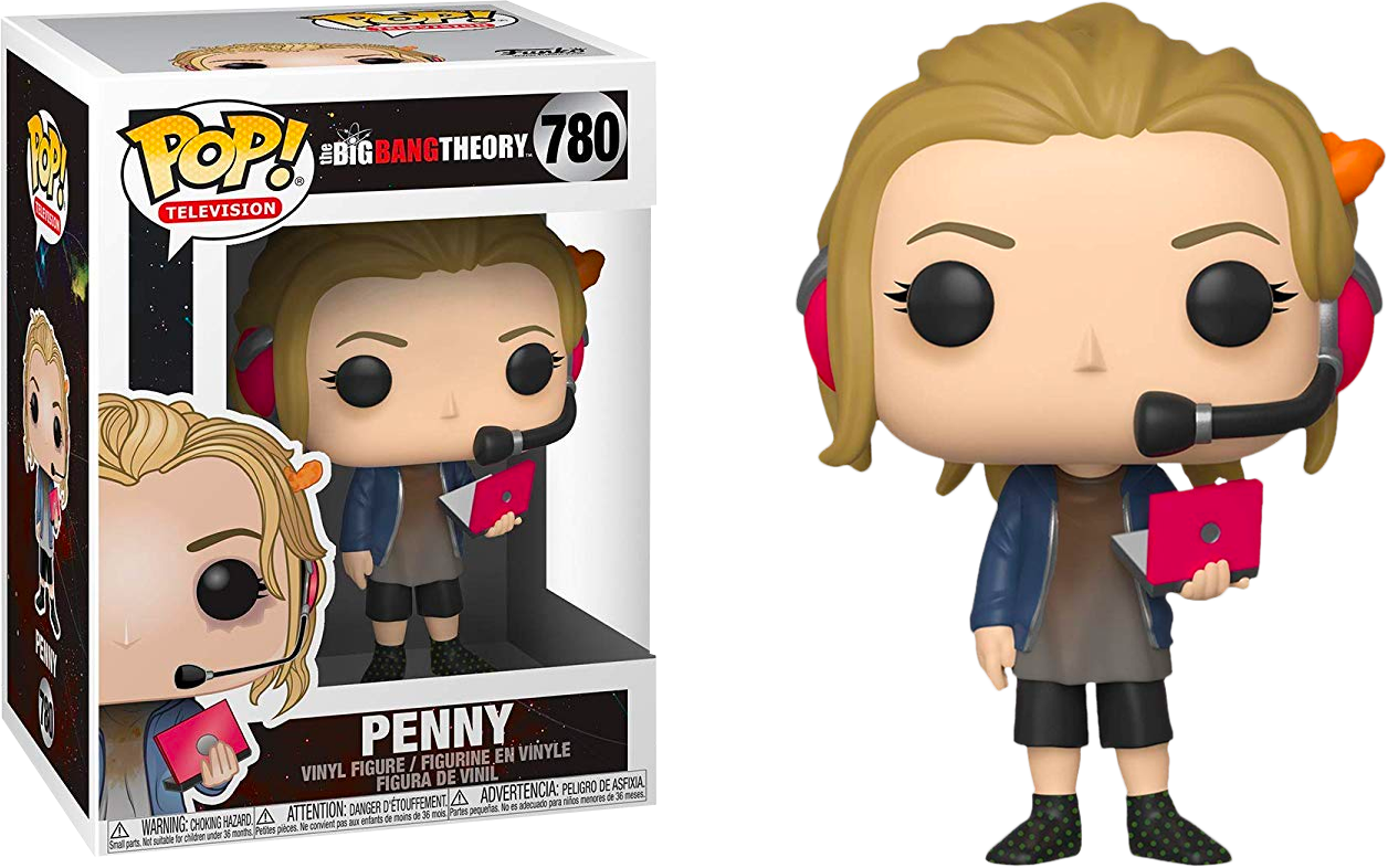 Funko POP Big Bang Theory TV Penny 38587