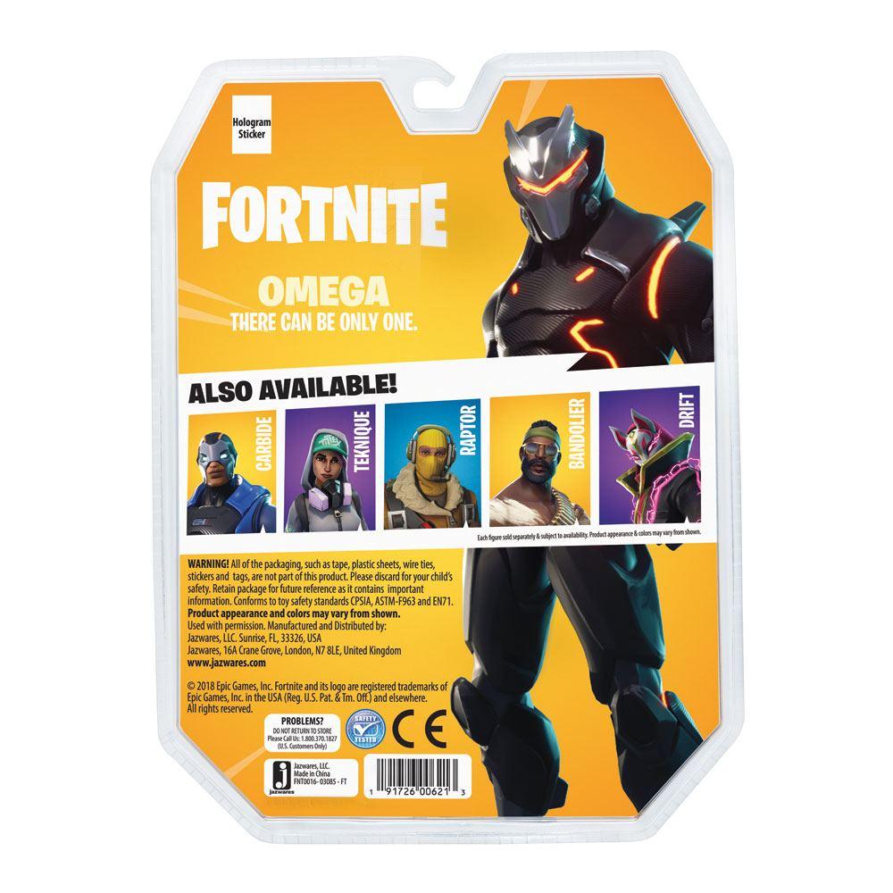 Fortnite Omega Early Game Survival Kit 10 Cm Pop