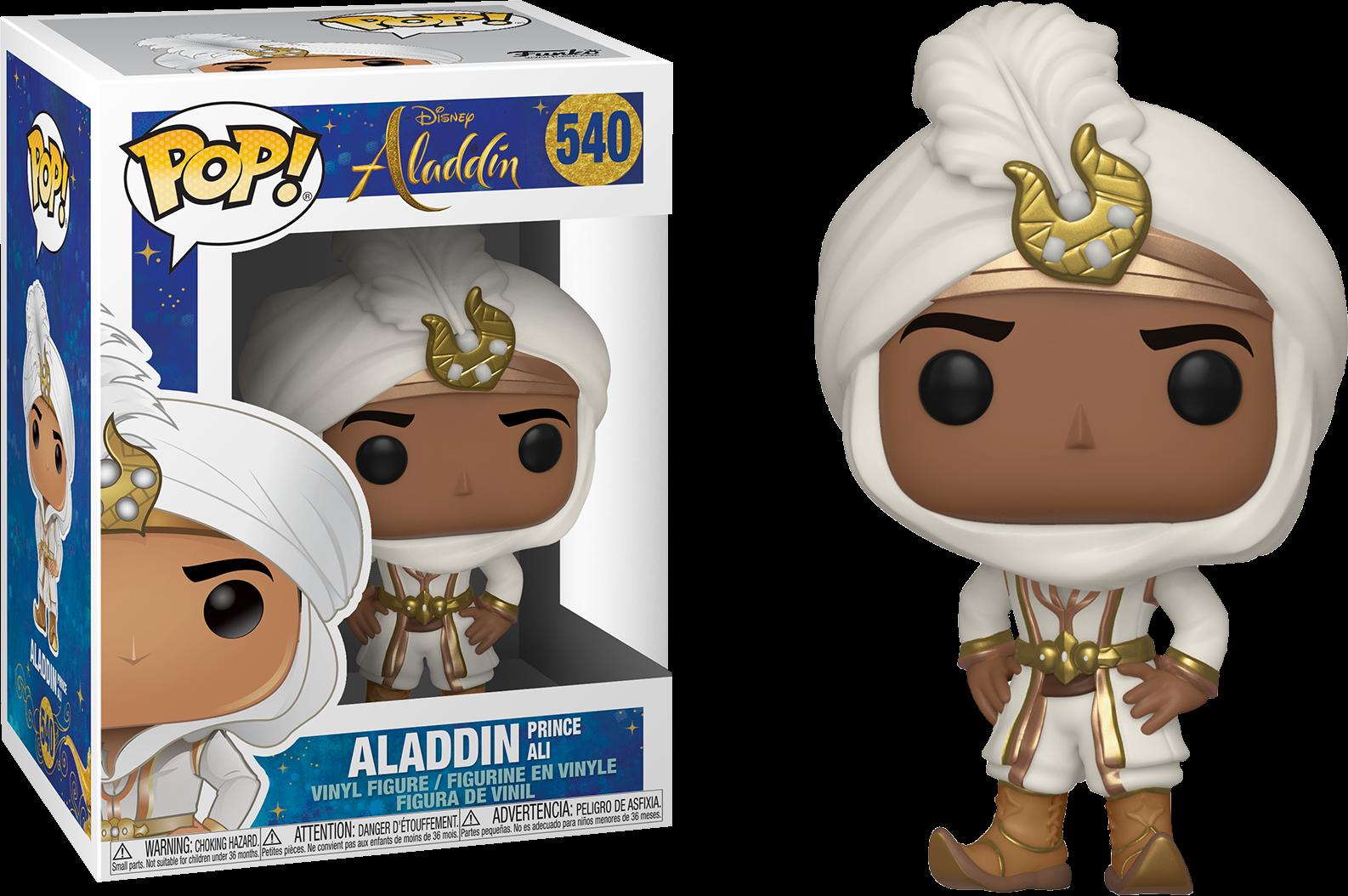 Disney Aladdin 2019 Aladdin As Prince Ali Funko Pop Vinyl Figure