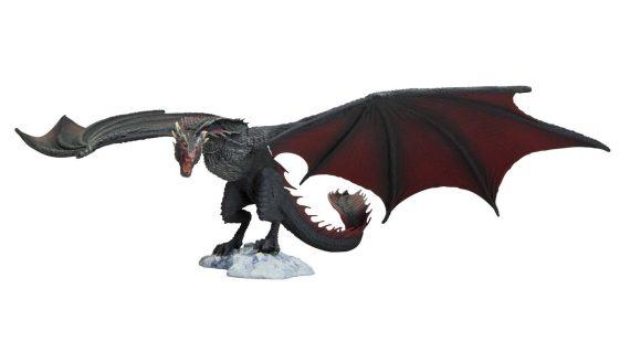 Game of Thrones Action Figure Drogon 15 cm McFarlane Toys Figures