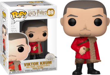 Harry Potter Funko Rock Candy Ron in Quidditch Uniform 30286 Accessory Toys /& Games